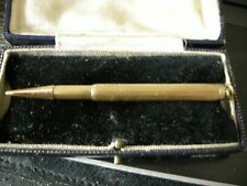 More details for 18ct gold pencil by c&c  12grams