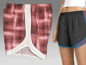 NIKE Ladies DriFit Stay Cool Running Athletic Shorts Small