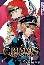 Grimms Monster 03 von Kanou, Ayumi   Buch   Zustand sehr gut