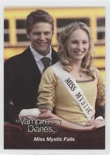 2011 Cryptozoic The Vampire Diaries Season 1 #59 Miss Mystic Falls Card 0a1