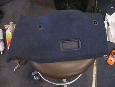 1990-1996 Nissan 300ZX Knee Bolster Panel Under Steering Column Dash Trim blue