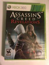 Assassin's Creed: Revelations (Microsoft Xbox 360)Orignal Manual+Case+CD WORKS