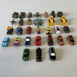 Micro Machines and similar Bundle x 30 Vehicles Retro 1990s fun Vintage gift