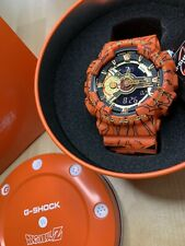 BNIB G-Shock x Dragon Ball Z GA-110JDB-1A4 + Receipt HBX Hypebeast One Piece
