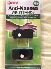 Medital Anti-nausée bracelets Pack de 2