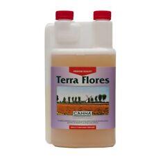 CANNA Terra Flores Plant Nutrients Hydroponics - 1L