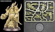 Plague Marine Champion - Death Guard - Nurgle - Warhammer 40k
