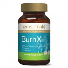 Herbs Of Gold BurnX With Svetol Green Coffee Bean Extract 60 Tablets