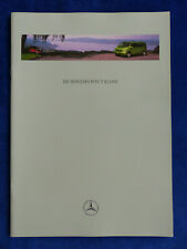 Mercedes-Benz V-Klasse V 230 TD 280 - Typ 638 - Prospekt Brochure 09.1997