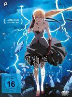 KIZUMONOGATARI II-HEIßES BLUT   DVD NEU