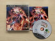 ultimate marvel vs capcom 3 PLAYSTATION 3 PAL ESPAÑA
