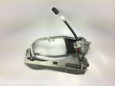 Front Left Outside Door Handle Carrier Assembly for BMW X5 2000-2006 with Cable
