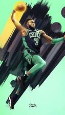 "003 Jaylen Brown - BOSTON CELTICS NBA Basketball 24""x42"" Poster"