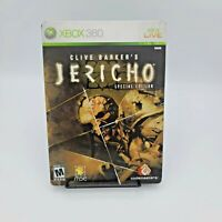 Clive Barker's Jericho Special Edition Steelbook (Microsoft Xbox 360) Tested