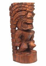 Tiki Figur aus Holz in 20cm Hawaii Maui Style Tiki Bar