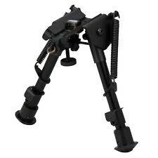 """Ccop Usa 6"""" to 9"""" Harris Style Bipod Spring Return Legs with Notches Bp-19As"""
