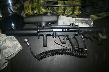 Tippmann A-5 Paintball Gun w/ Empire mask and other Paintball Accessories