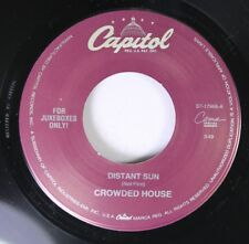Pop Unplayed 45 Crowded House - Distant Sun / Walking On The Spot On Capitol