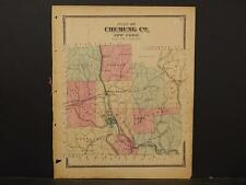 New York, Chemung County Map, 1869, !Y3#58