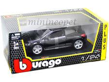 BBURAGO 18-21060 VW VOLKSWAGEN SCIROCCO R 1/24 DIECAST BLACK