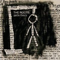 THE ROOTS Game Theory CD BRAND NEW