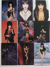 1996 Elvira Mistress of the Dark 72 Card Set from Comic Images