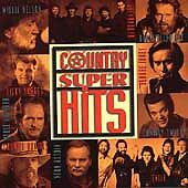 Country Super Hits by Various Artists (CD, May-1994, Sony Music Distribution (US