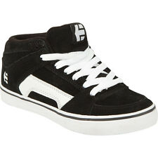 Etnies RVM Vulc Black/White Boys Shoes Size 2 BNIB