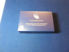 2012 American Eagle 2 Coin Silver Proof Set (bl10)