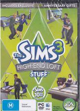 The Sims 3: High End Loft Stuff Pack - PC MAC - fast free post h