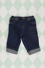 UNITED COLORS OF BENETTON Jeans D 74 denimblau Größe 9M Kinderhose Denim Kinder