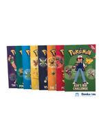 Pokemon Adventure Collection 8 Books Box Set - Ash's Big Challenge