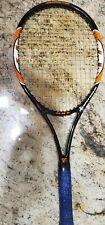 New listing Gamma T-Seven T-7 T Seven Strung Tennis Racket 100 T7 4 3/8 (L3) (3).$239
