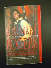 An Honorable Man by Rosemary Rogers (2002, Paperback)
