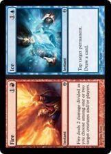 4x Fire // Ice NM-Mint, English Duel Decks: Izzet vs Golgari MTG Magic