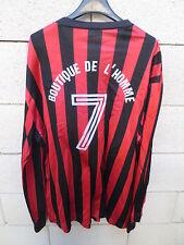 VINTAGE Maillot porté n°7 US ENDOUME Marseille ancien trikot shirt oldschool XXL