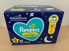 Pampers Swaddlers Overnights Disposable Diapers 42 Count, Size-6, Super Pack