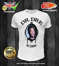 Dr Dre The Chronic Black Design Mens Womens T Shirt Funny xmas father christmas