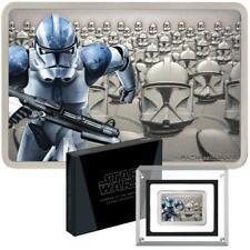 Niue 2 Dollar 2020 Star Wars™ Clone Trooper™ Imperiale Garde (2.) 1 Oz Silber AF