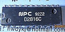 NEC UPD2816C DIP PHASE LOCKED LOOP FREQUENCY SYNTHESIZER