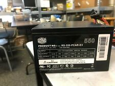 Cooler Master RS-550-PCAR-E3  Power Supply
