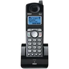 RCA 25055RE1 1.9 GHz 2 Lines Cordless Phone