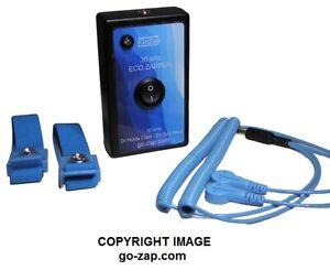 ZAPPER -Dr HULDA CLARK - 30kHz-WRIST/ANKLE ELECTRODES Special Offer LIMITED QTY