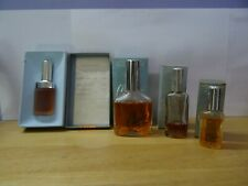 LOT OF 4 ITEM CHARLIE CONCENTRATED EAU DE COLOGNE SPRAY + ROYAL CHARLE