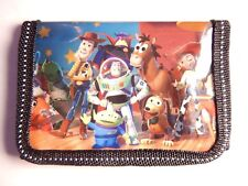 Toy Story Woody Kids Boys Filler Wallet Purse Coins Bag buzz lightyear