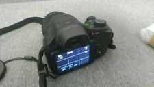 Sony Cyber-Shot DSC-H300 Camara Digital con Bolsa y Manual