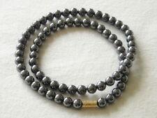 Hematite Stone Costume Necklaces & Pendants