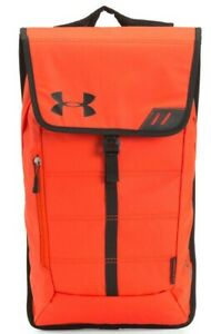 Under Armour UA Storm Tech RED Backpack Bag SACKPACK UNISEX WATER RESISTANT NEW