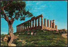 AA1977 Agrigento - Città - Tempio di Giunone