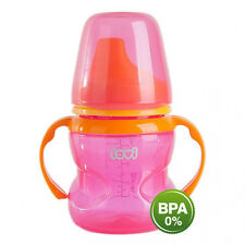 NEW No spill cup 6m+ LOVI 150 ml Baby Infant toddler SIPPY CUP NON SPILL